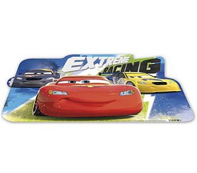 BANQUET Prostírání plastové tvarované CARS L 43 x 29 cm