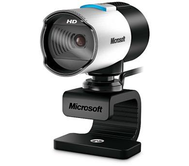 Microsoft LifeCam Studio - černá/stříbrná