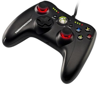 Thrustmaster GPX LightBack PC/Xbox