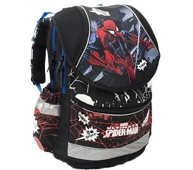 Batoh školní P + P Karton anatomický Spider-Man + DOPRAVA ZDARMA