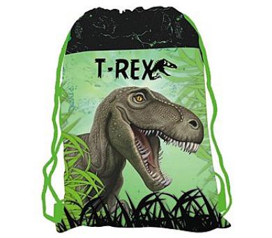 Sáček na přezůvky P + P Karton T-Rex