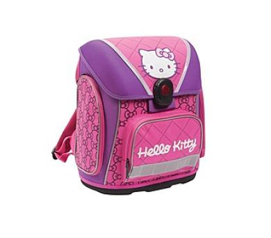 Aktovka školní P + P Karton anatomická Hello Kitty