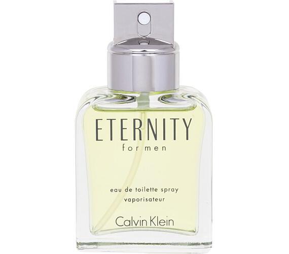 Calvin Klein Eternity toaletní voda pánská 50 ml
