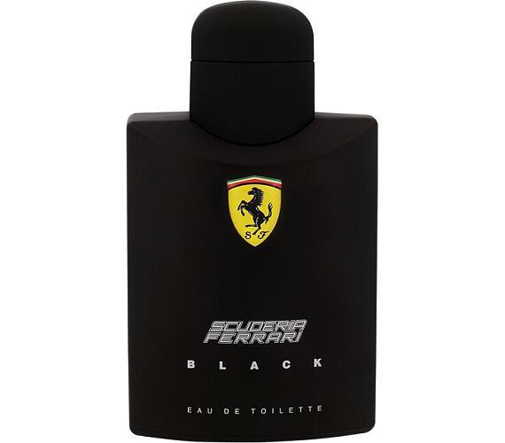 Ferrari Scuderia Black Line 125ml