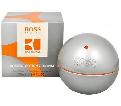 Toaletní voda Hugo Boss Boss in Motion 90ml