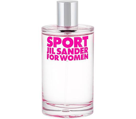 Jil Sander Sport For Woman toaletní voda 100 ml
