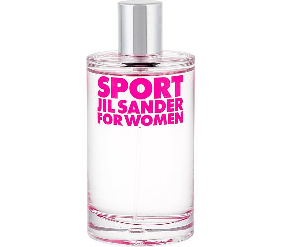 Toaletní voda Jil Sander Sport For Women