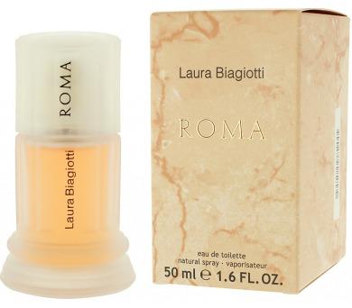 Toaletní voda Laura Biagiotti Roma
