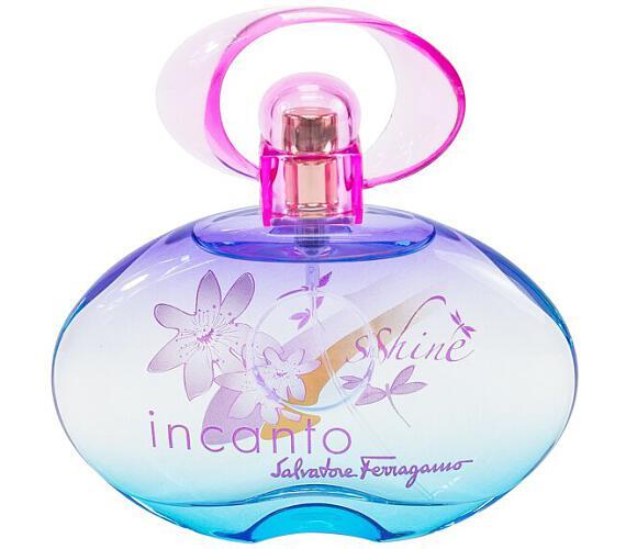 Toaletní voda Salvatore Ferragamo Incanto Shine