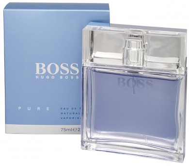 Toaletní voda Hugo Boss Pure 75ml + DOPRAVA ZDARMA