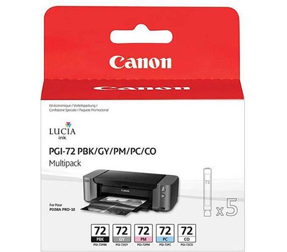 Canon PGI-72 PBK/GY/PM/PC/CO