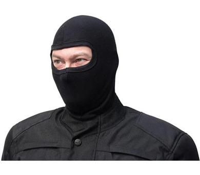 Carpoint pod motocyklovou přilbu černá