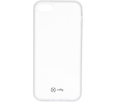 Celly Gelskin pro Apple iPhone 5/5s/SE - průhledný