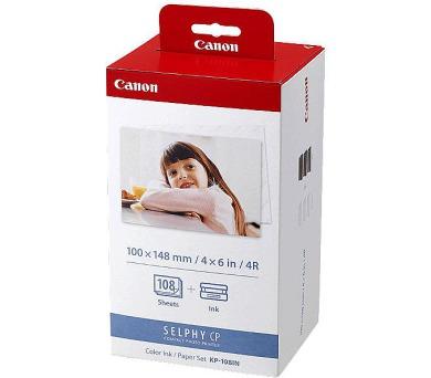 Canon KP108IN pro termosublimační tiskárny,10x15