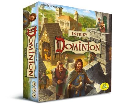 Albi Dominion - Intriky + DOPRAVA ZDARMA