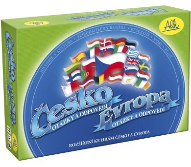 Albi Rozšíření Česko/Evropa