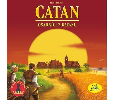Albi Catan - Osadníci z Katanu nové + DOPRAVA ZDARMA