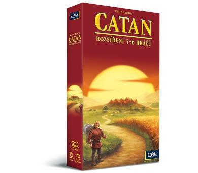 Albi Catan - rozšíření pro 5-6 hráčů + DOPRAVA ZDARMA