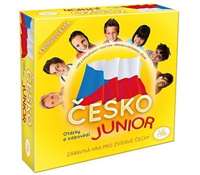 Albi Česko Junior + DOPRAVA ZDARMA