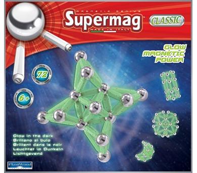 Supermag klasik 72d fosforeskující + DOPRAVA ZDARMA