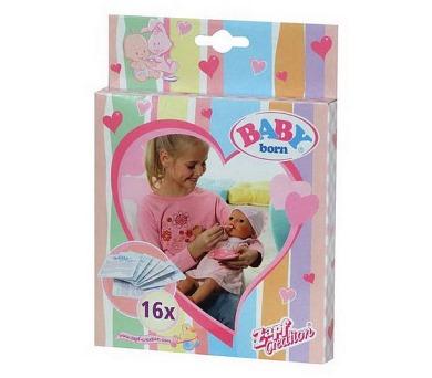 Zapf (16 sáčků) BABY born