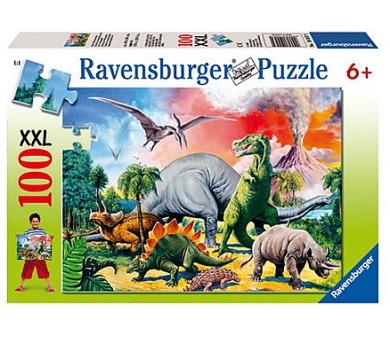 Ravensburger Mezi dinosaury 100 XXL