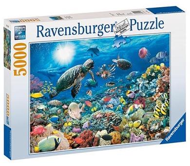 Ravensburger Podmořský svět 5000d + DOPRAVA ZDARMA