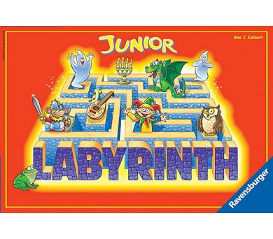 Ravensburger Labyrint Junior + DOPRAVA ZDARMA