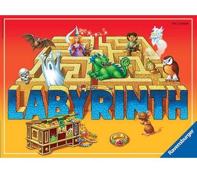 Ravensburger Tajemnice Labyrintu + DOPRAVA ZDARMA