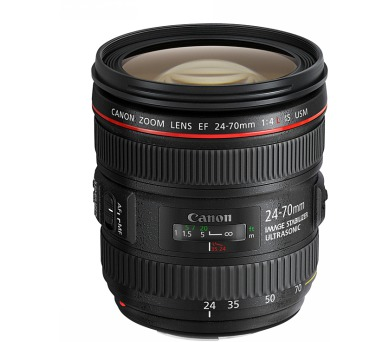 Canon EF 24-70mm f / 4L IS USM