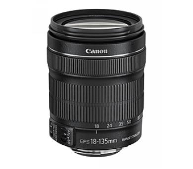 Canon EF-S 18-135mm f/3.5-5.6 IS STM + DOPRAVA ZDARMA