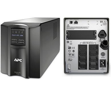 APC Smart-UPS 1500VA LCD 230V + DOPRAVA ZDARMA