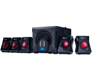 Genius GX Gaming SW-G5.1 3500 - černé/červené
