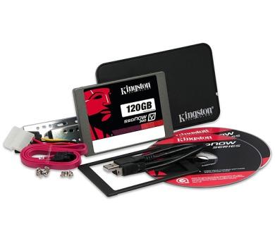 Kingston SSDNow V300 120GB (7mm) Upgrade Kit SATA III + DOPRAVA ZDARMA