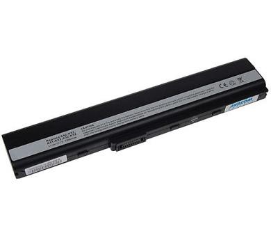 Avacom pro Asus A42/A52/K52/X52 Li-Ion 11,1V 5200mAh
