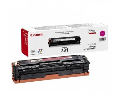 Canon CRG-731M originální - červený