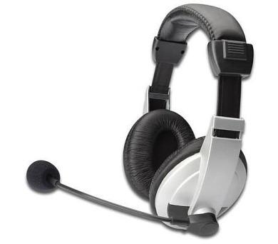 Digitus DA-12201 - černý/stříbrný