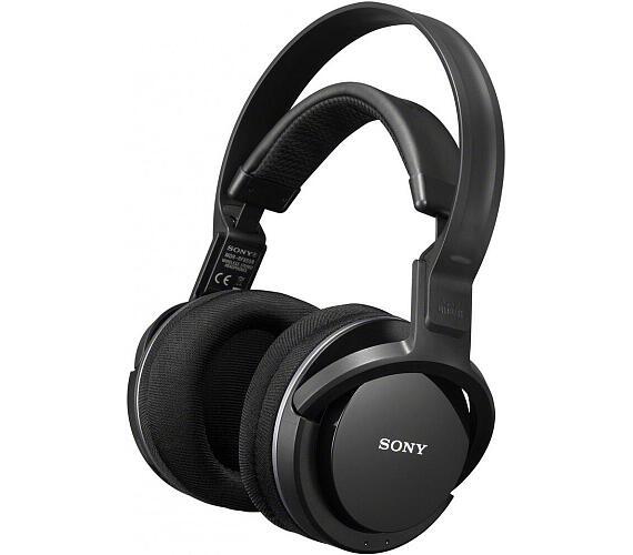 Sony MDRRF855RK.EU8 - černá + DOPRAVA ZDARMA