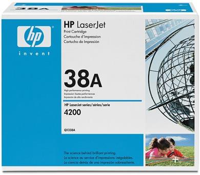 Toner HP Q1338A + DOPRAVA ZDARMA