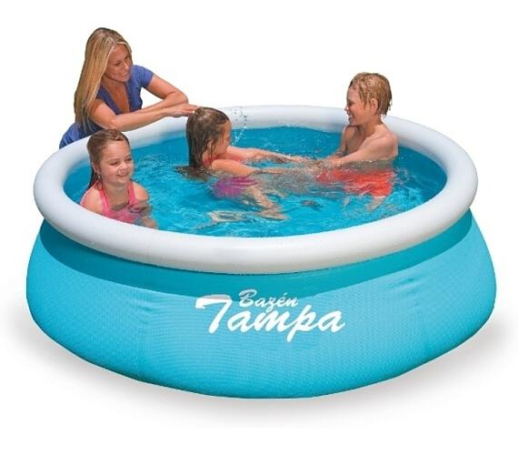 Bazén Tampa 1,83x0,51 m bez filtrace