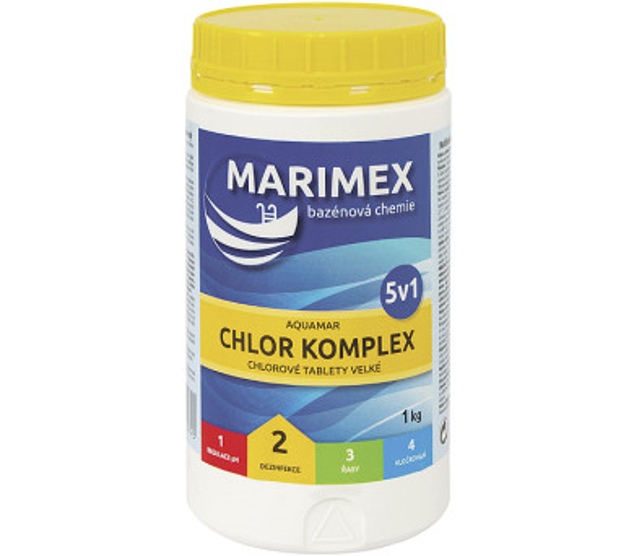 Marimex Chlor Komplex 5v1 1 kg
