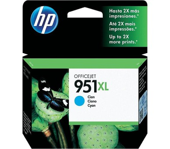 Inkoustová náplň HP No. 951XL