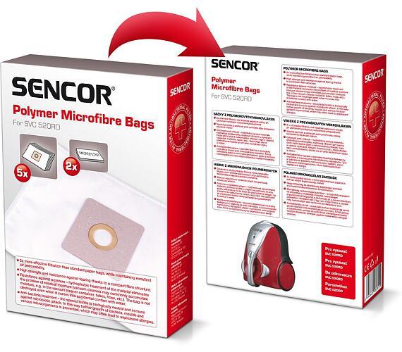 Sencor SVC 520RD