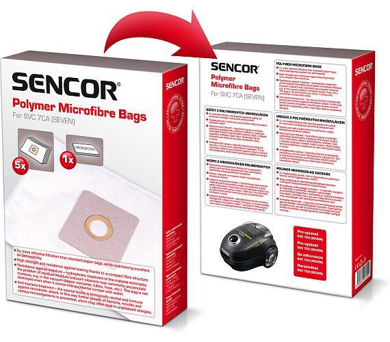 Sencor SVC 7CA 5ks