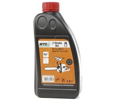 MTD - olej 1 l pro 2dobé motory