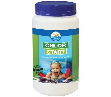 Bazénová chemie V-Garden Chlor start PE dóza 1,2 kg + ZÁRUKA 3 roky!