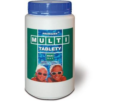 V-Garden Multi tablety maxi 5 v 1 PE dóza 2,4 kg
