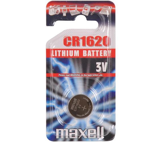 CR1620 1BP Li maxell