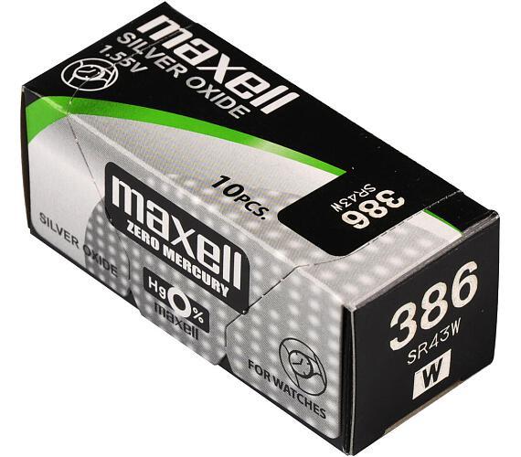 386/SR43W/V386 1BP Ag maxell
