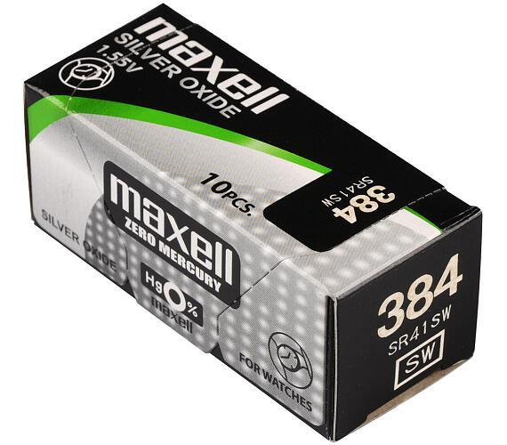 384/SR41SW/V384 1BP Ag maxell
